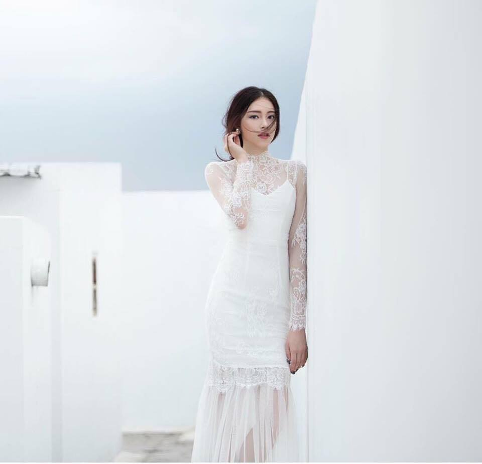 [Q5] BEAUTY IN WHITE DRESS ( Trắng )