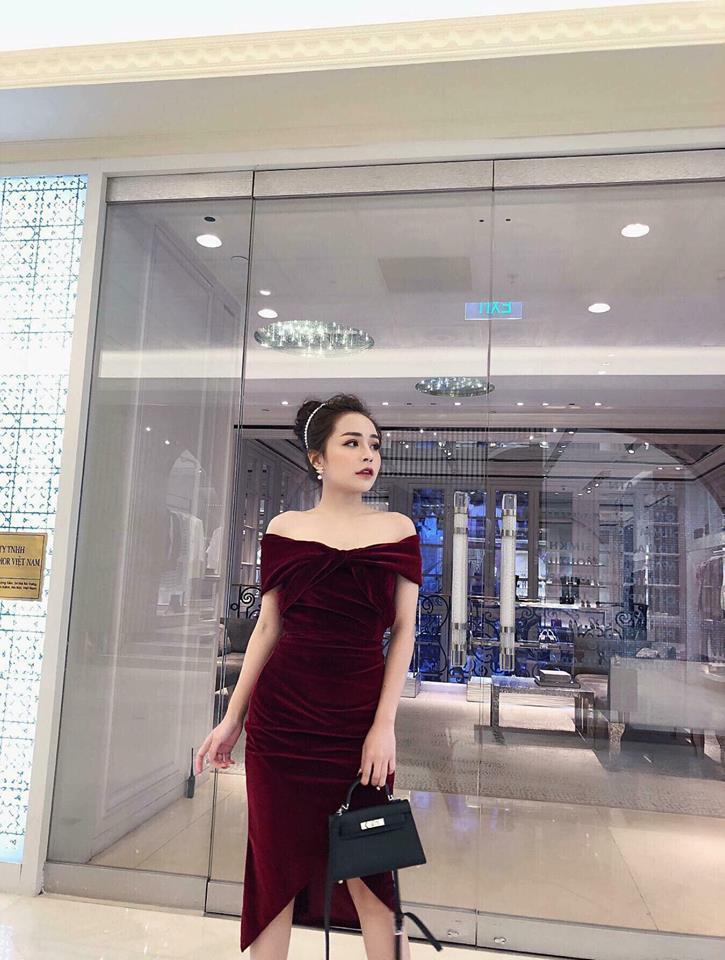 [CT] VELVET DRESS (ĐỎ)
