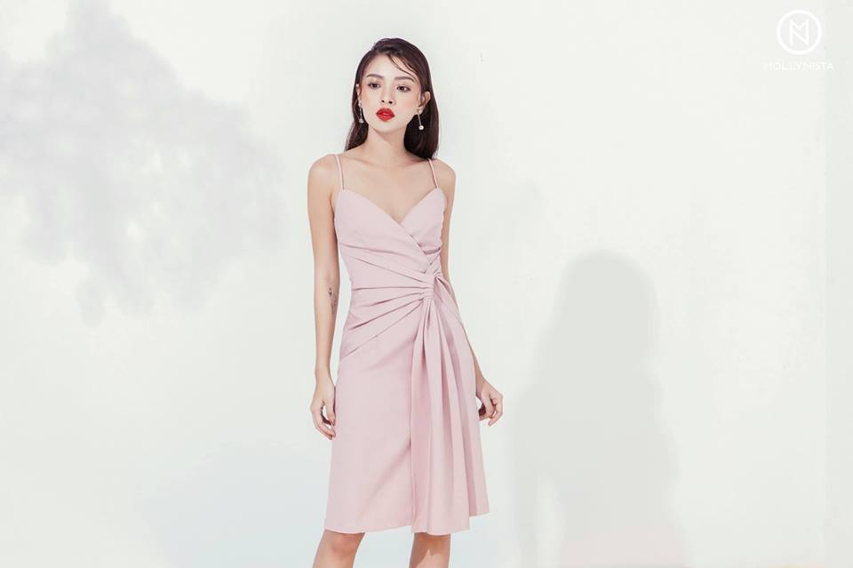 Mean Dress (Hồng)