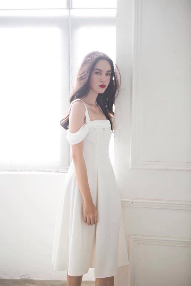 Firstmeet Dress ( Trắng )
